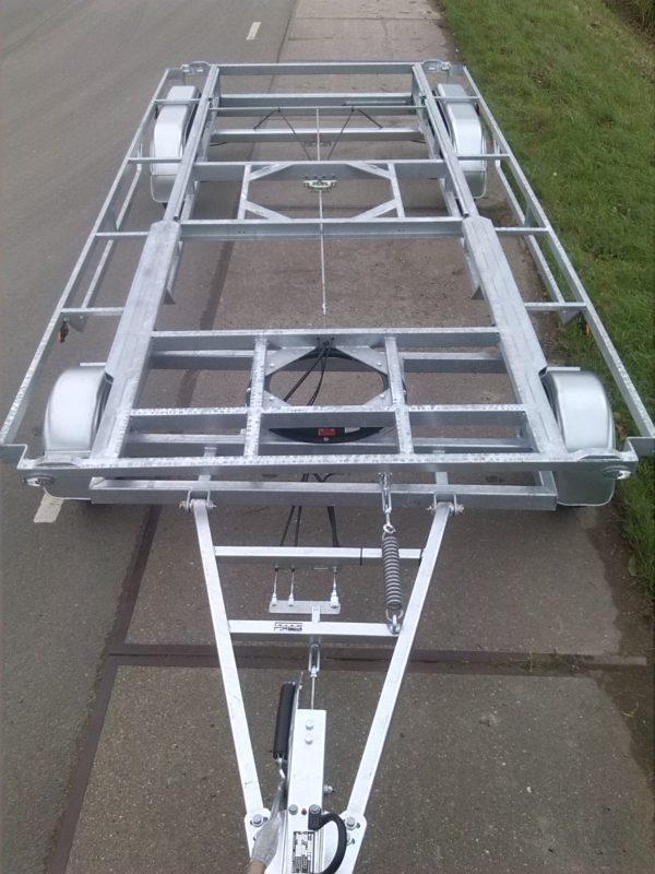 Schamel containeraanhangwagen 2