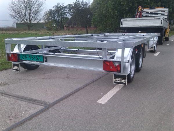 Schamel containeraanhangwagen 5