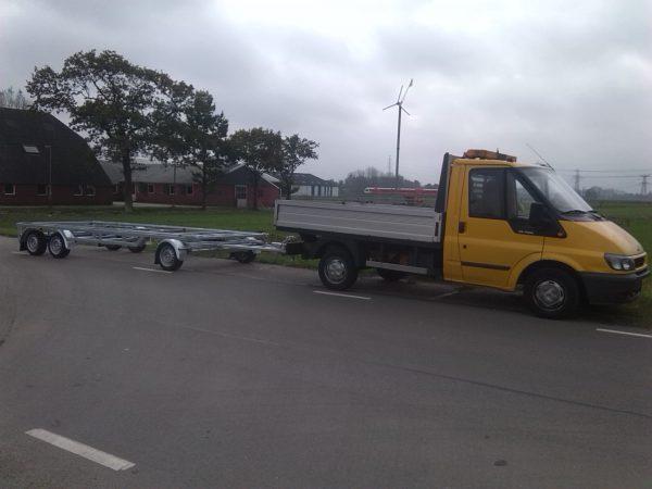 Schamel containeraanhangwagen 6