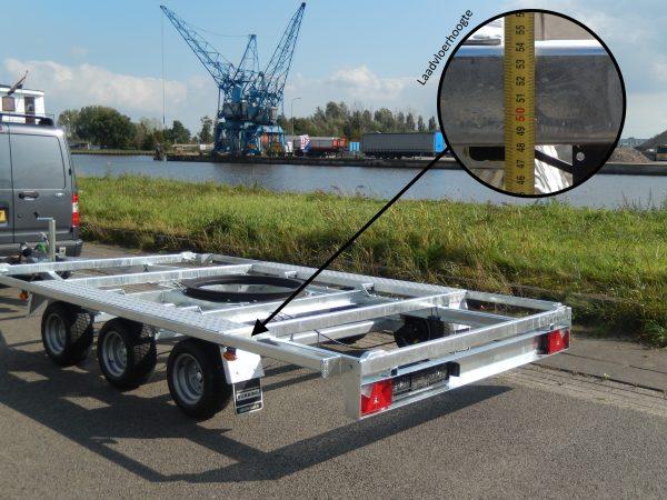 Containeraanhangwagen (open) 5